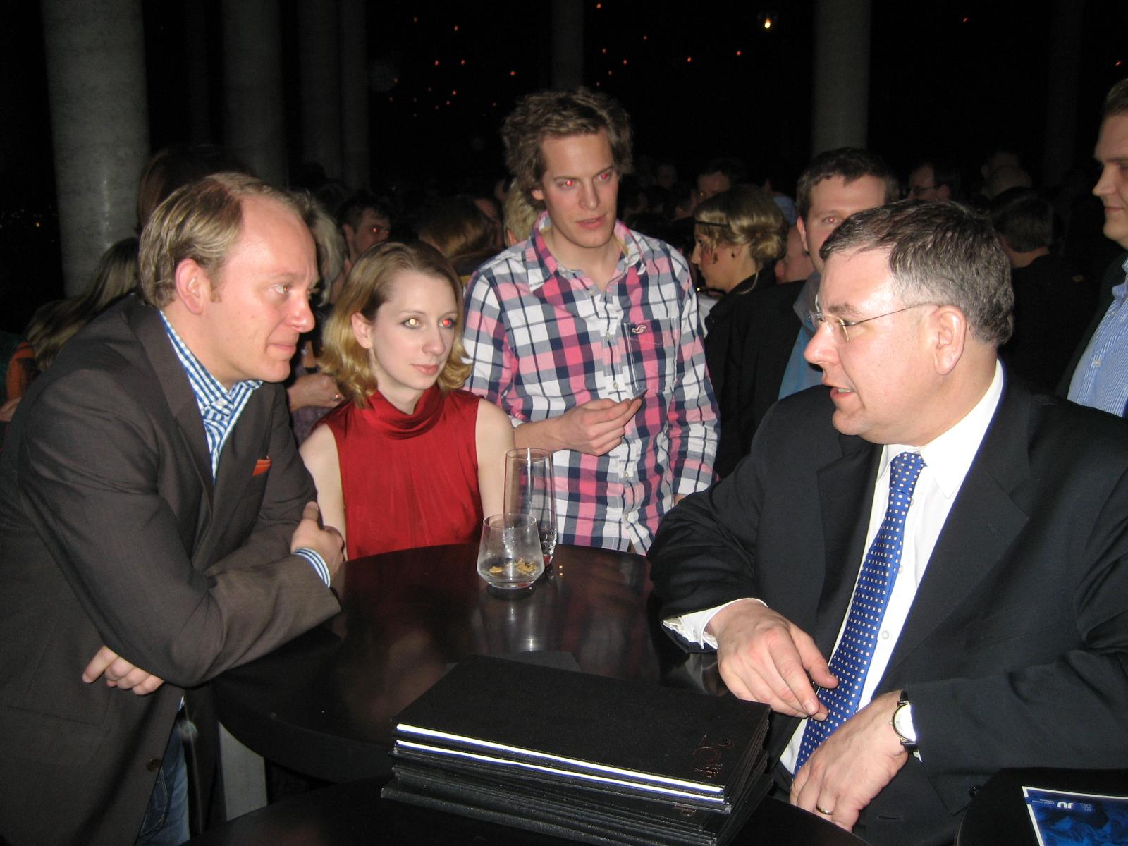 Junge Politik im Dialog… mit Bürgermeister Christoph Ahlhaus image