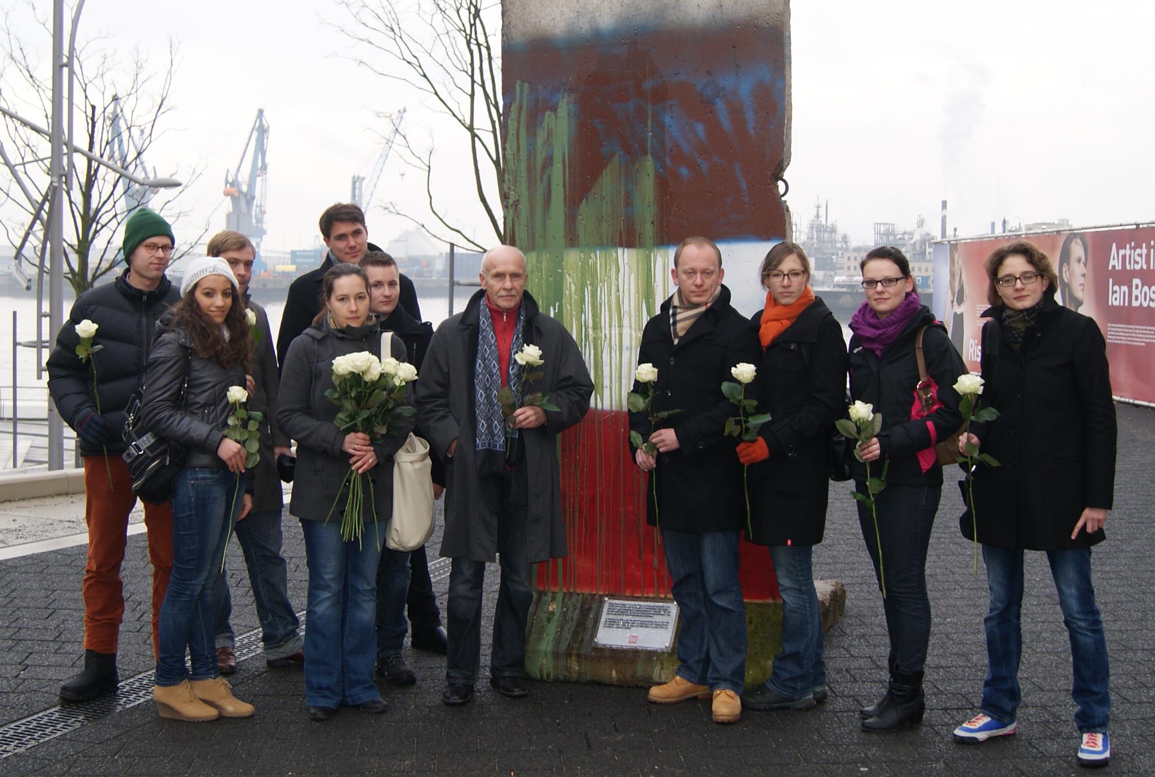 25 Jahre Städtepartnerschaft Hamburg-Dresden image
