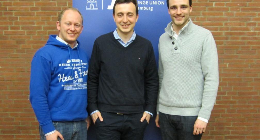 Junge Union Hamburg nominiert Paul Ziemiak für den Bundesvorsitz image
