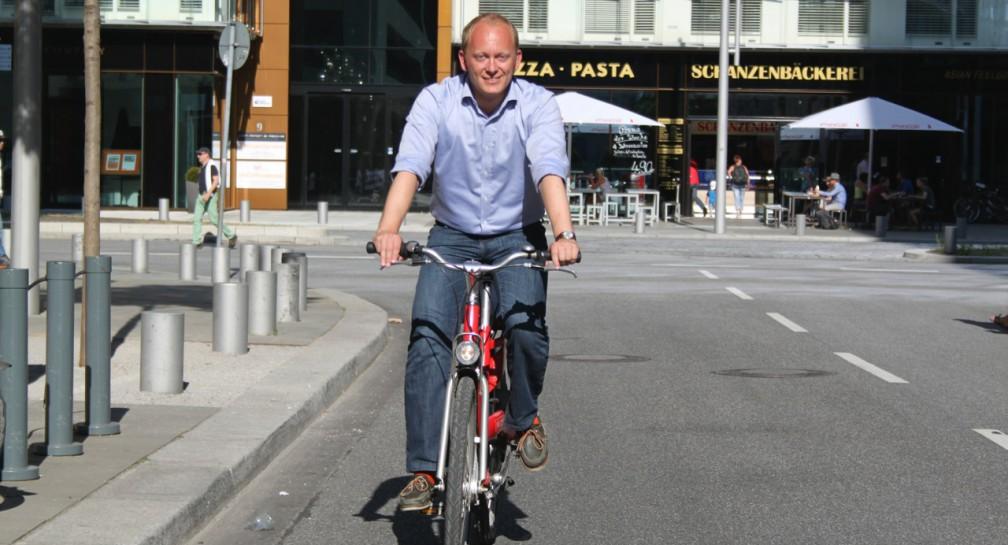 Radverkehr: Siemersplatz soll sicherer werden image