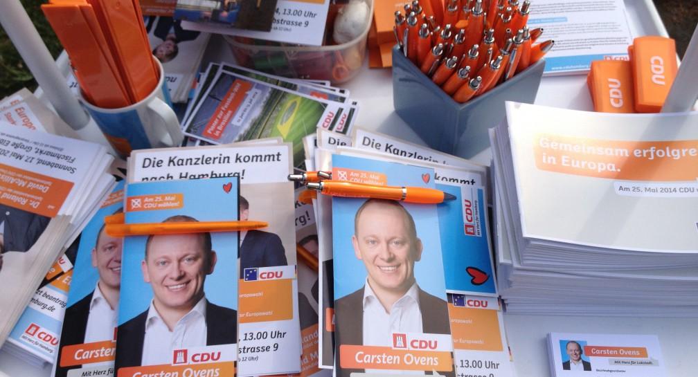 Engagiert vor Ort – unser Wahlprogramm image