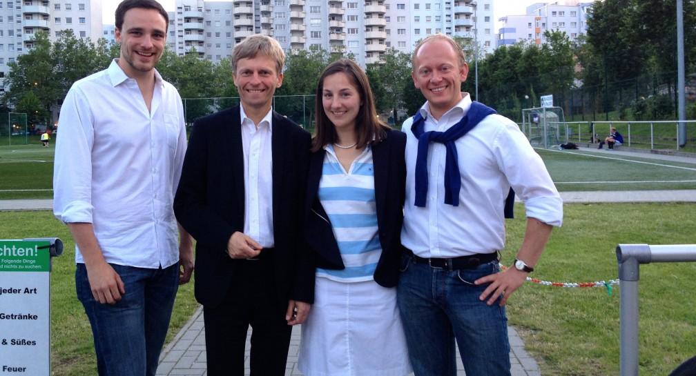 Bezirksversammlung konstituiert sich – CDU-Fraktion steht image