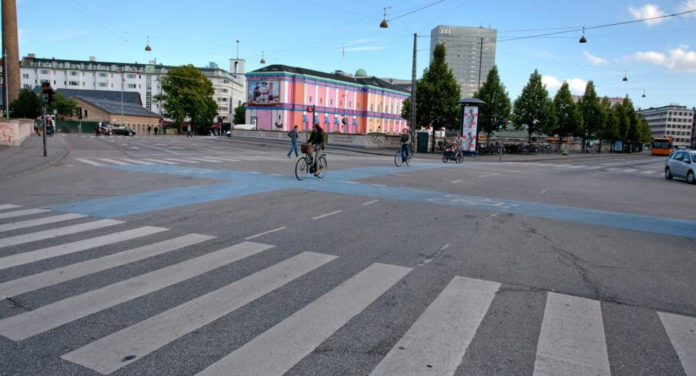 Behörde gegen farbige Markierung von Radwegen image