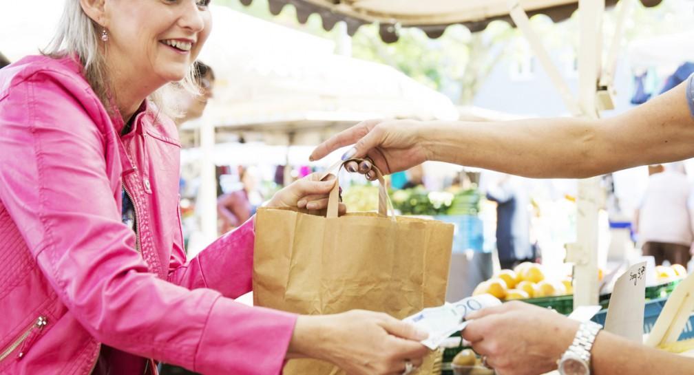 Wochenmarkt in Niendorf-Nord startet image