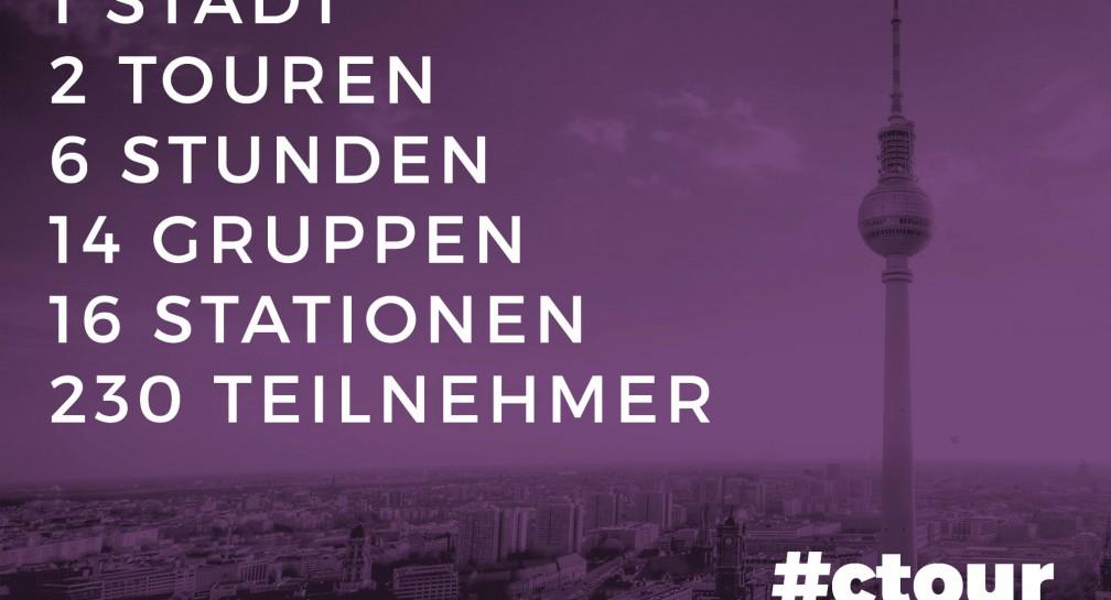#ctour 2015 – Digitalisierung offline diskutieren image