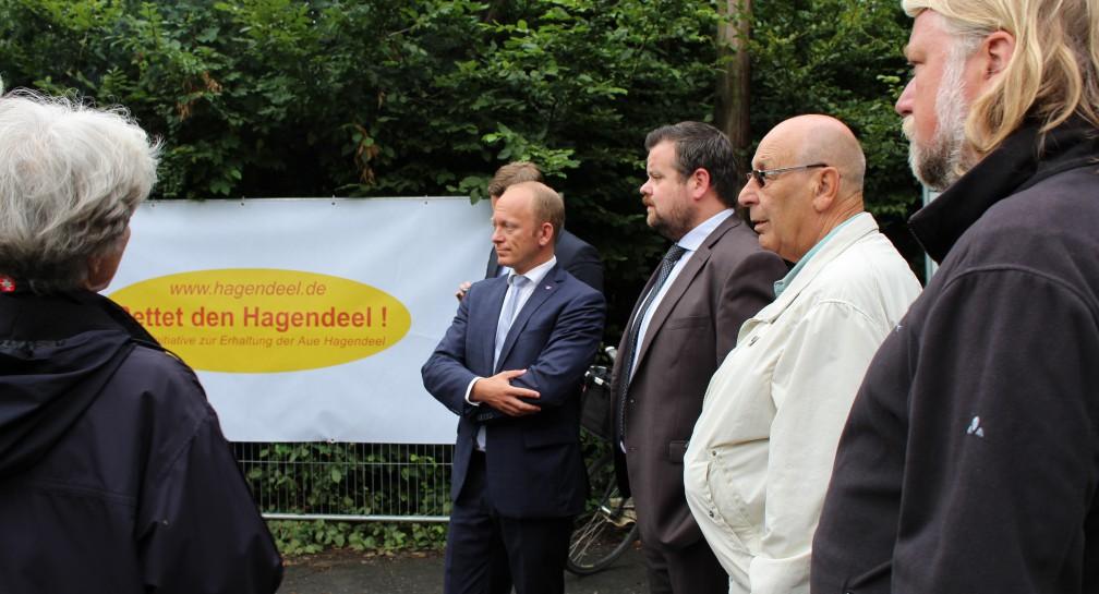 Unterbringung an der Aue Hagendeel – SPD & Grüne lassen Anwohner im Stich image