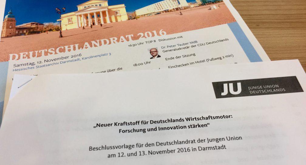 Forschung und Innovation stärken – Deutschlandrat beschließt Wissenschaftspapier image