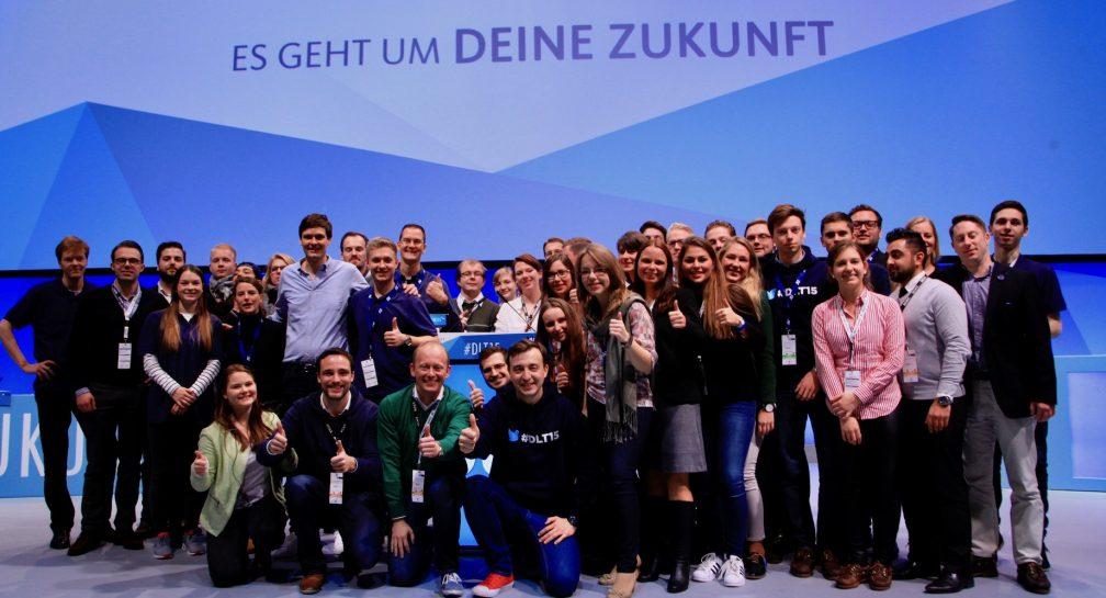 70 Jahre Junge Union Hamburg image