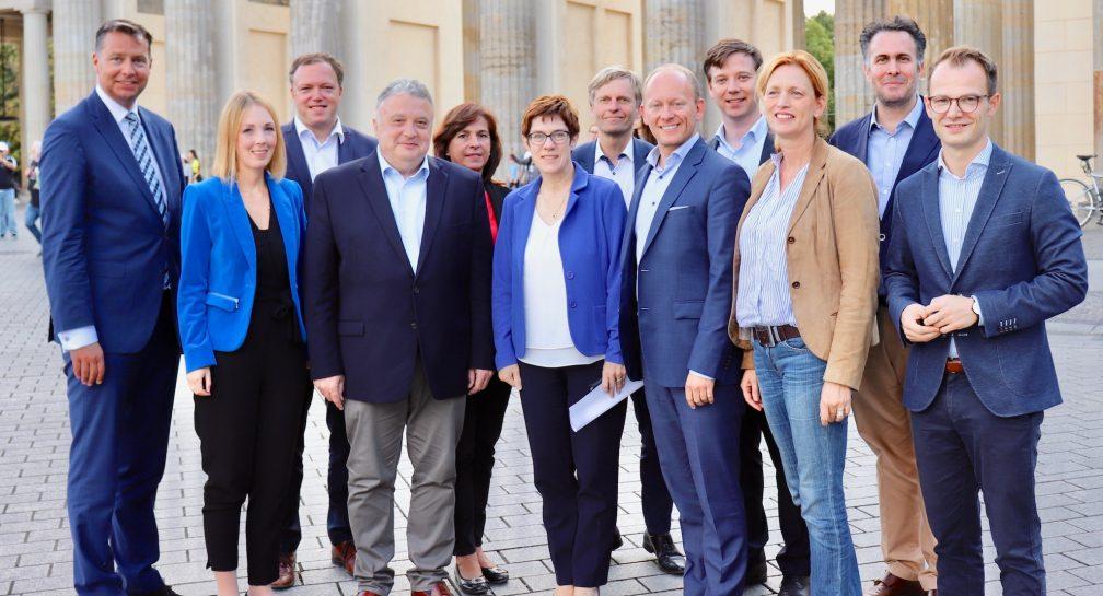 Freundeskreis Israel in der Union gegründet image