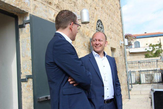 Israel – mehr als nur eine Frage der Sicherheit