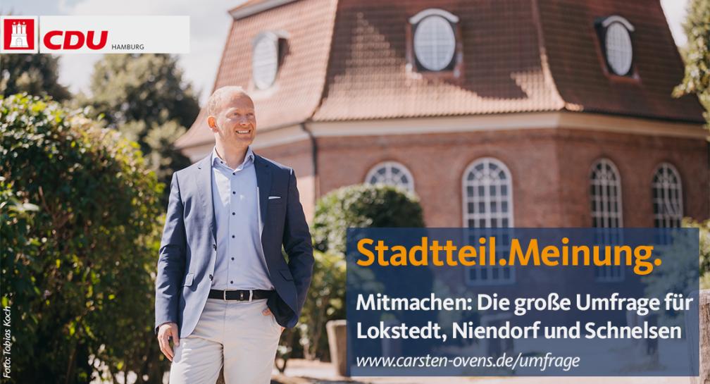 Stadtteil.Meinung. – die große Umfrage für Lokstedt, Niendorf und Schnelsen image