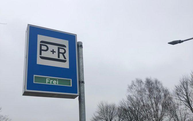 Park and Ride (P+R) – Gebühren müssen abgeschafft werden