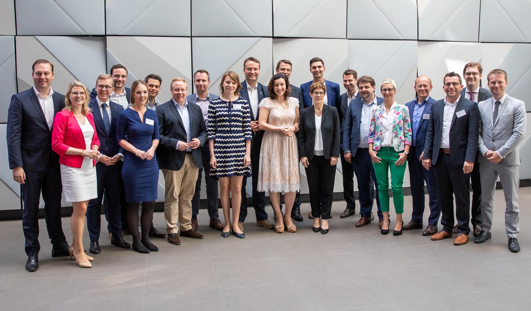CDU 4.0 – fit für Digitalisierung & Zukunftsthemen image