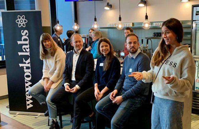 Female Founders Breakfast – Hamburgs Gründerinnen stärken!
