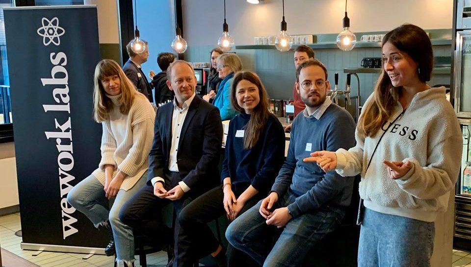 Female Founders Breakfast – Hamburgs Gründerinnen stärken! image